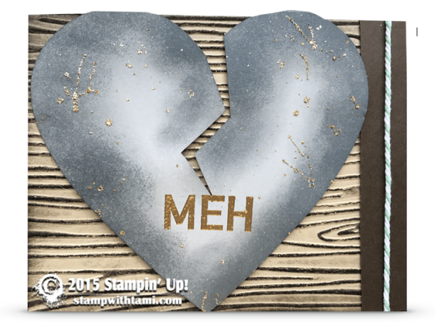stampin up paper pumpkin january 2016 meh