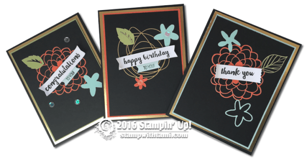 stampin up paper pumpkin february 2016 hello sunshine set 1