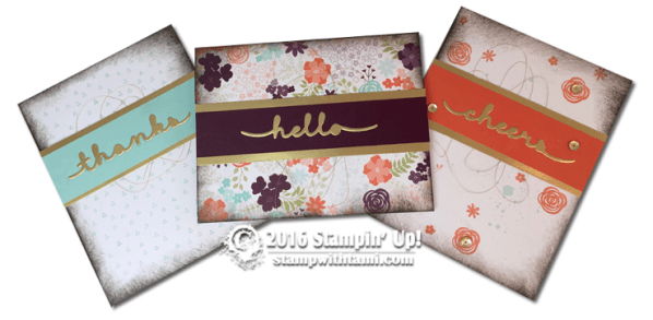 stampin up paper pumpkin february 2016 hello sunshine set 2