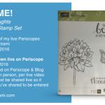 "WIN: Periscope ""Swipe & Share"" Giveaway"