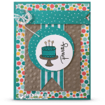 CARD: Endless Birthday Wishes Part Card