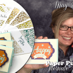VIDEO: May Paper Pumpkin Kit, Alternate Projects & Giveaway