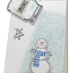 CARD: Sprinkle on some Snow in July