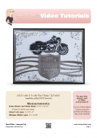2016-06 Stampin Up Harley Motorcycle Card-stampwithtami