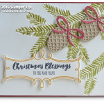 SNEAK PEEK: Christmas Blessings from Christmas Pines