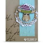 CARD: Freakin' Cutest Jolly Friends Moose Card