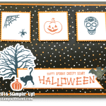 CARD: Halloween fun from the Mr. Funny Bones set & Swap Card Share Video