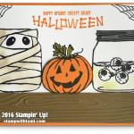 CARD: Jar of Haunts Halloween Card – Part 1