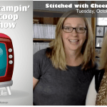 The Stampin Scoop Show – Episode 21 – Stitched with Cheer Holiday Card kit