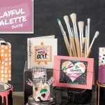 VIDEO: Playful Palette Paper on Sale 1 Day Only – see projects