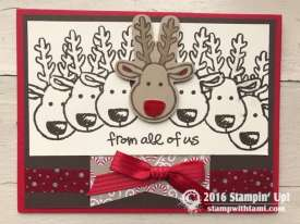 Cookie Cutter Christmas Stamp Set