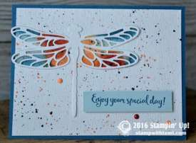 Dragonfly Dreams stamp set