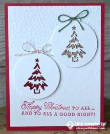 Merriest Wishes Stamp Set