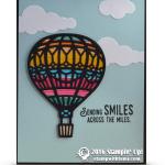 SNEAK PEEK & VIDEO: Lift Me Up & Away Hot Air Balloon Card