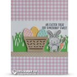 CARD: An Easter Treat for Somebunny Sweet