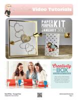 2017-01 Stampin Up Paper Pumpkin Alternate Card January-stampwithtami