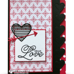 CARD: Hello Love Valentine's Day Card from Sending Love