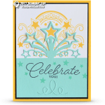CARD: Celebrate You from the Birthday Blast set