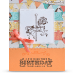 CARD: When your birthday comes around from Carousel Birthday