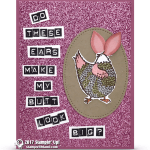 CARD: Do these ears make my butt look big? From Sale-a-bration