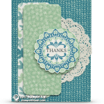 CARD: Thanks from Make a Medallion SAB Card