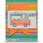 CARD: Tasty Trucks Taco Food Truck Card