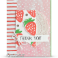 CARD: Thank you card from the Retiring Fresh Fruit