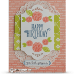 CARD: Beautiful Happy Birthday Gorgeous Card