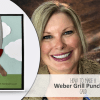 BLOG HOP & GIVEAWAY: How to make a Weber Grill Card