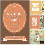 SPECIALS: Tami's Painted Harvest Order Gift Tutorials  for September 16-30 – Hostess Code 3VV2N29B