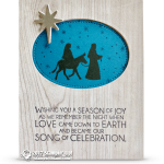 CARD: Season of Joy from Night in Bethlehem Stamps