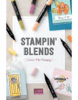 Stampin Blends Brochure