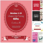 SPECIALS: Tami's Ordering Gift Tutorials  for October 1-15 – Hostess Code 3QJAJW42