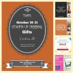 SPECIALS: Tami's Ordering Gift Tutorials  for October 16-31 – Hostess Code ZAY3VVCX