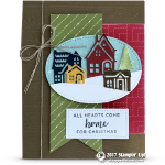 CARD: Come Home for Christmas Card from the Hearts Come Home Bundle