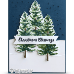 CARD: Christmas Blessings from Season Like Christmas Stamps