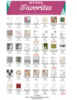 Retiring Holiday Catalog Products