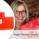 REVEAL: December Paper Pumpkin Kit Reveal and Contest