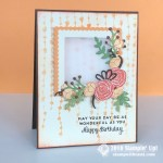 "CARD: Cake Soiree ""Wow"" Birthday Card – Part 2 in Sweet Soiree Series"