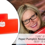 REVEAL: February Paper Pumpkin Kit Reveal and Contest