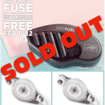 SOLD OUT: Buy Fast Fuse Adhesive, Get 2 Free Refills