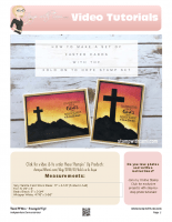 Hold on to Hope Easter card set -stampwithtami-stampin up