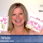 "BLOG HOP & GIVEAWAY: How to make a set of Mother's Day Eclipse ""Wow"" cards"