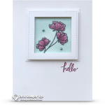 CARD: Hello Card from Share What You Love Series Part 6