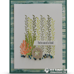 CARD: One of a Kind Card from the Sea of Textures Bundle