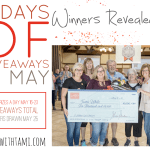 8 Days of Giveaways Winners Revealed & $2Million Trip Recap