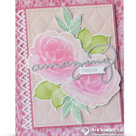 CARD: Amazing Friend card from Healing Hugs Stamps