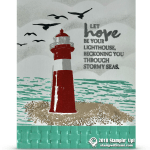 CARD:  Let's Hope from the High Tide Stamp Set