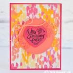 CARD: You are my missing piece from the Love You to Pieces Bundle