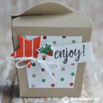 TREAT BOX: Holiday Treat Box from the Take Out Treats Bundle – Part 1 of 2